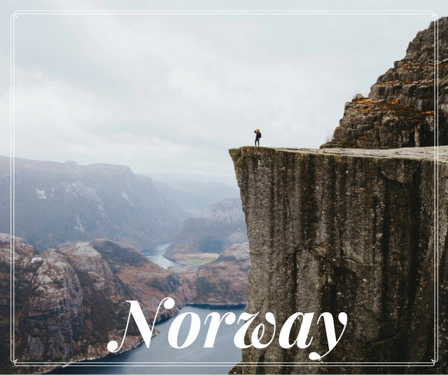 Norway with The Blueberry Trails