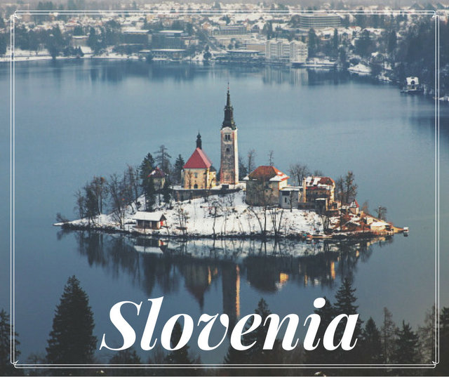 Slovenia with The Blueberry Trails