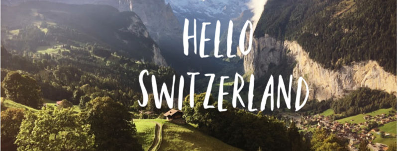 Plan your holiday to Switzerland this winter!